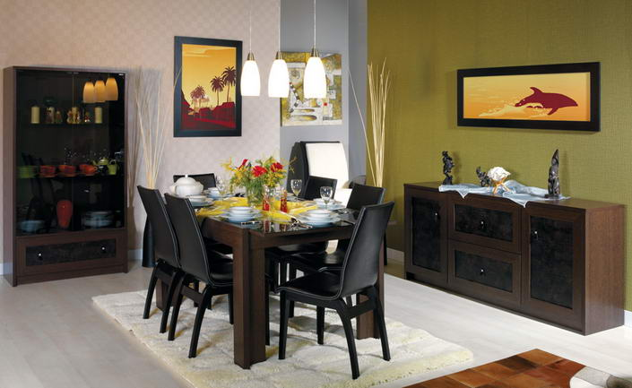 Interior exterior plan dining room furnitures for small for Dining area furniture