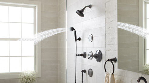kohler shower packages