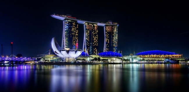 Marina Sands Bay Casino