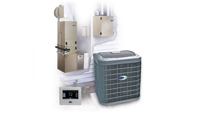 Carrier HVAC Unit