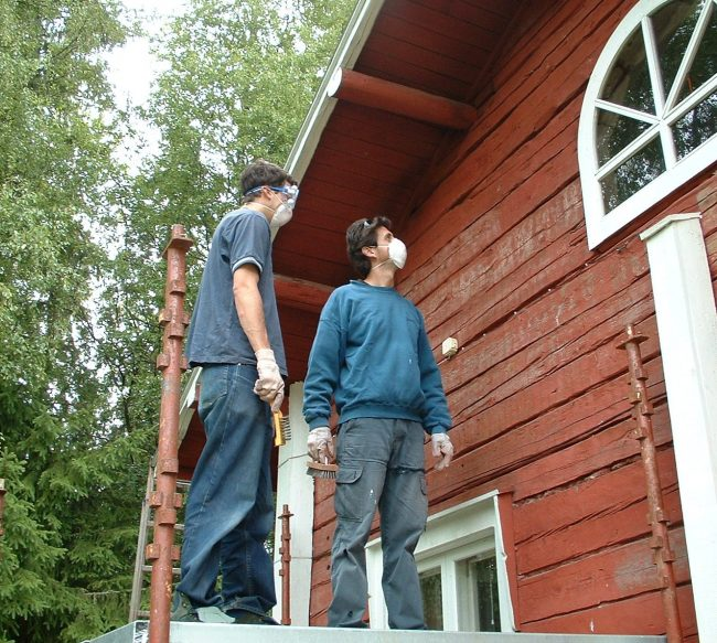 renovation project finland