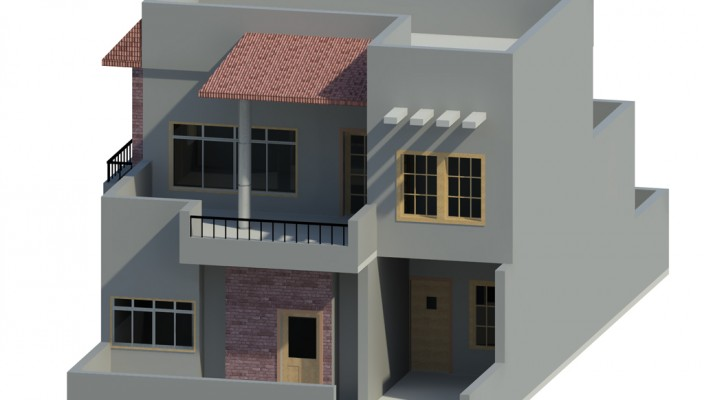 Duplexes- the new brand of space savers
