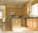 A perfect kitchen style