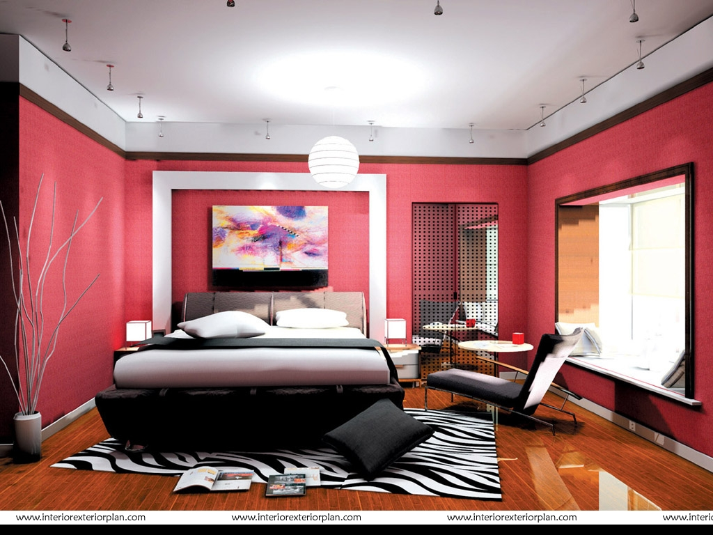 Bedroom Ideas: Awesomely Trendy And Funky Room
