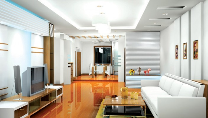 To the Point - Living Room Design