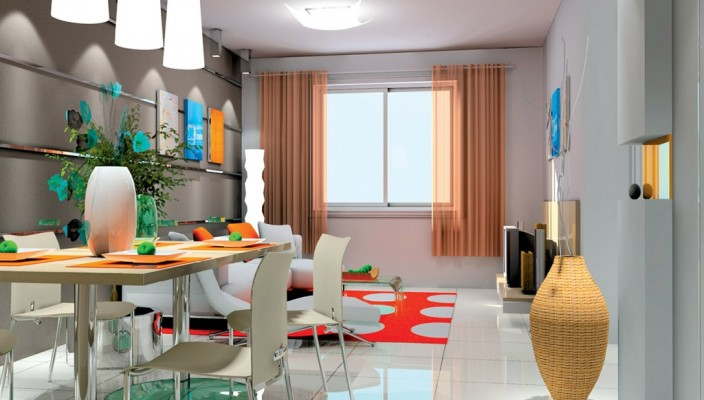 Mix and Match Dining Room Design