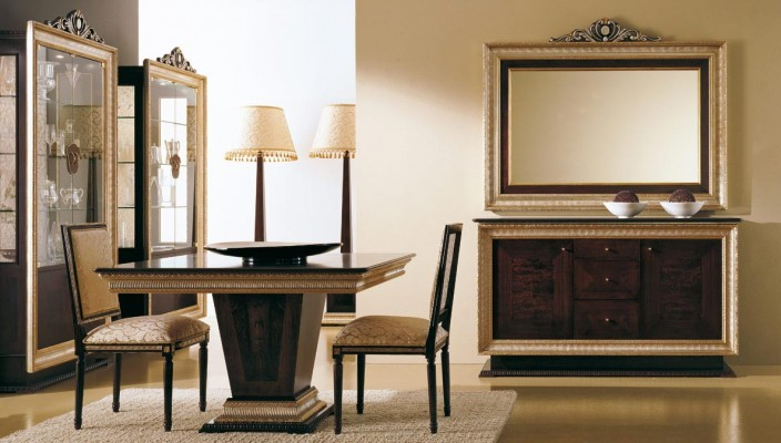 Dining room in perfect accord
