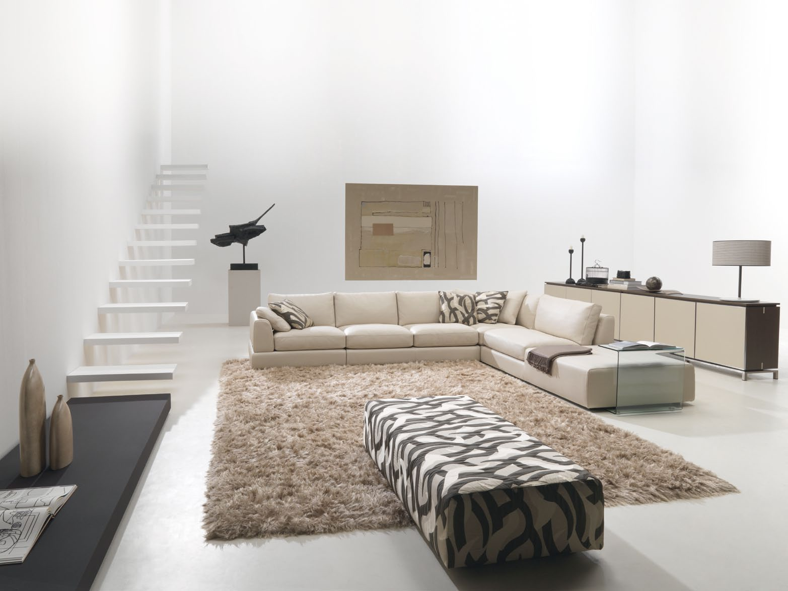 Interior Exterior Plan | Try to decorate your living room ...