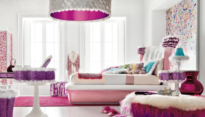 Interior Exterior Plan Teens Want Glamour And Luxury In