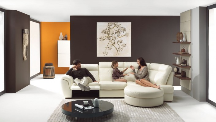 Mix and Match living area