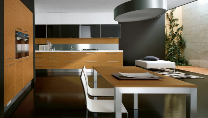 Design your kitchen with one of most durable wood available