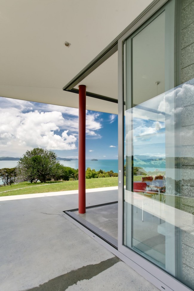 Bourke House by Pacific Environments Architects 12