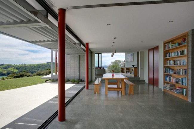 Bourke House by Pacific Environments Architects 20
