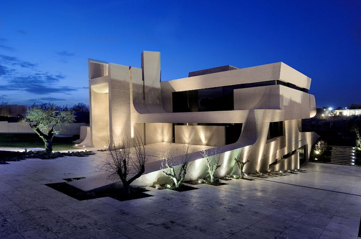 House Exterior Design By A Cero Architects 33