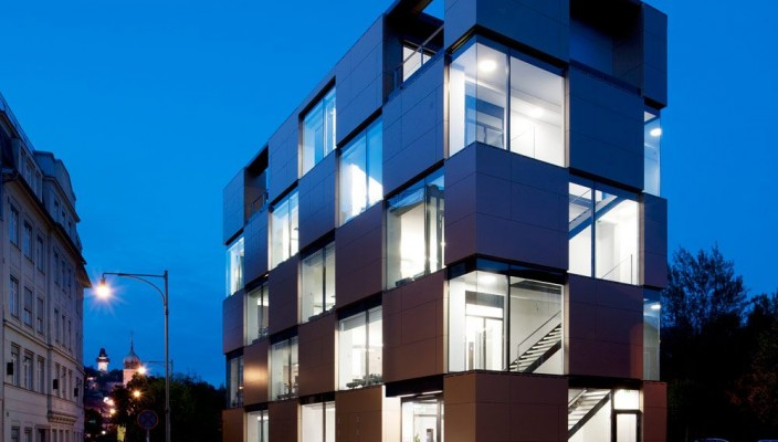 nik building by atelier thomas pucher and alfred bramberger 01
