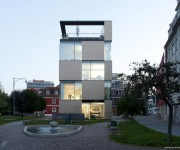 nik building by atelier thomas pucher and alfred bramberger 06