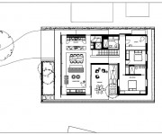 salvado street residence ground floor plan a