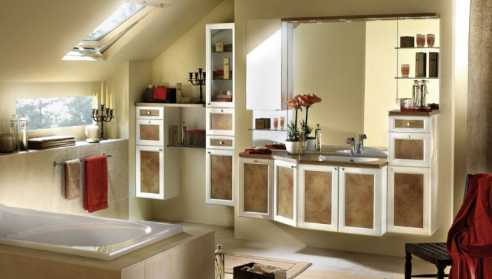 Bathroom Interior Crafted For Small Spaces